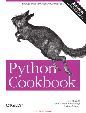 Python Cookbook 2nd Edition – FreePdfBook