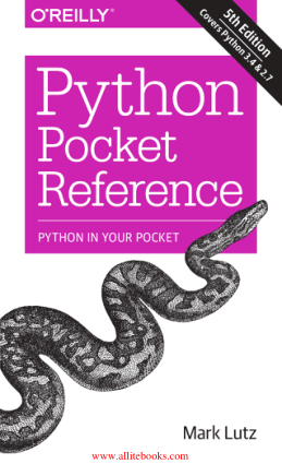 Python Pocket Reference 5th Edition – FreePdfBook
