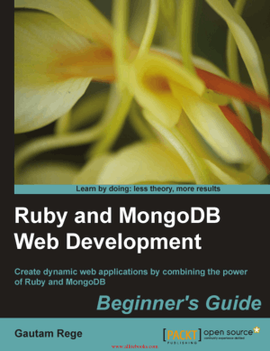 Ruby and MongoDB Web Development – FreePdfBook