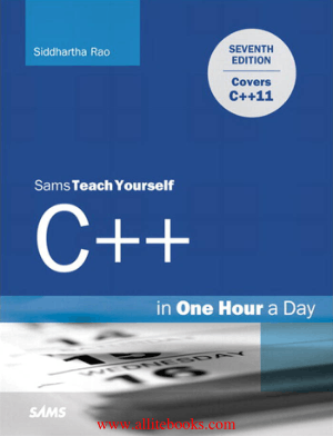Sams Teach Yourself C++ in One Hour a Day 7th Edition – FreePdfBook