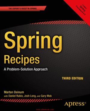 Spring Recipes 3rd Edition – FreePdfBook