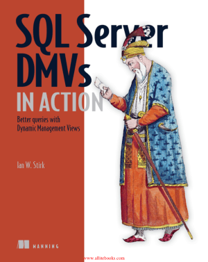 SQL Server DMVs in Action – FreePdfBook