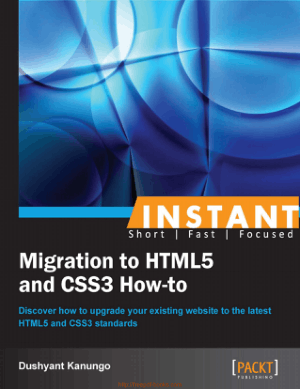 Migration To HTML5 And CSS3 How To
