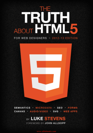 The Truth About HTML5 – FreePdfBook