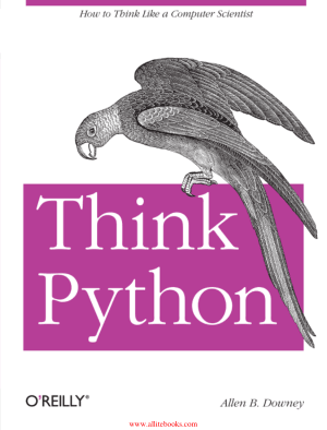 Think Python How to Think Like A Computer Scientist – FreePdfBook