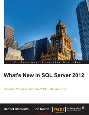 Whats New in SQL Server 2012 – FreePdfBook