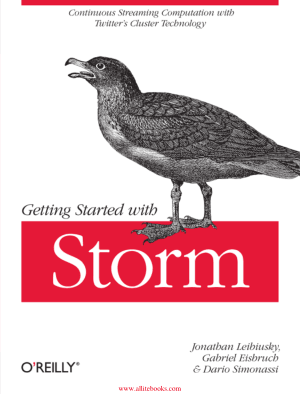 Getting Started with Storm – FreePdfBook
