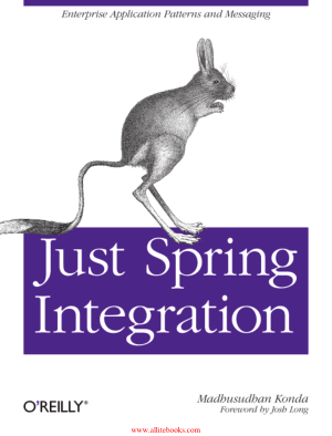 Just Spring Integration – FreePdfBook