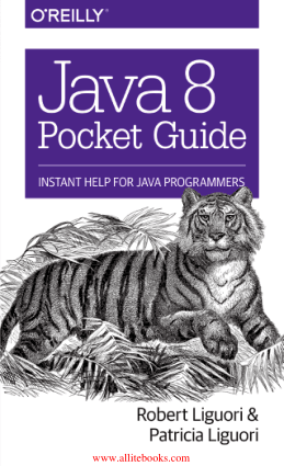 Java 8 Pocket Guide – FreePdfBook