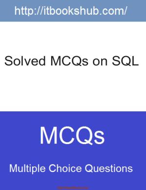 Solved MCQs On SQL