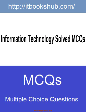 Information Technology Solved Mcqs