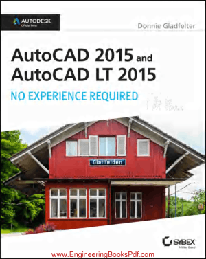 AutoCAD 2015 and AutoCAD LT 2015 Pdf, Ebooks Free Download Pdf