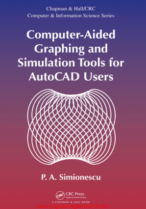 Computer Aided Graphing and Simulation Tools for AutoCAD Users