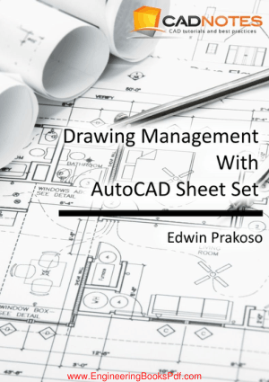 Free Download PDF Books, Drawing Management With AutoCAD Sheet Set, Pdf Free Download