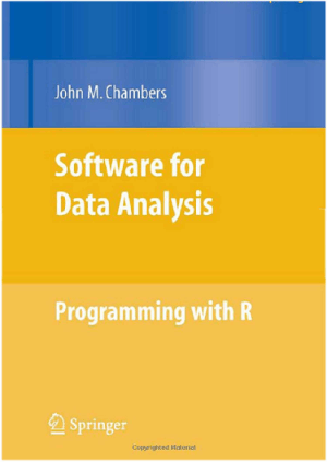 Free Download PDF Books, Software for Data Analysis Programming with-R Book