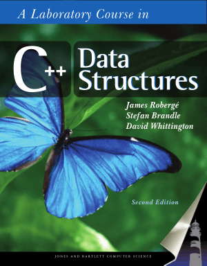 A Laboratory Course in C++ Data Structures – FreePdf-Books.com