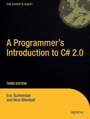 A Programmer Introduction to C# 2.0 – FreePdf-Books.com