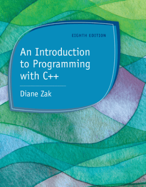 An Introduction to Programming with C++ – FreePdf-Books.com