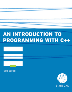 An Introduction to Programming With C++ 6th Edition –, Free Ebook Download Pdf