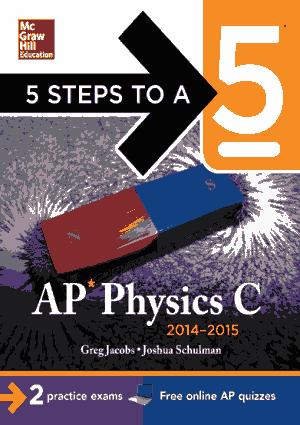 AP Physics C 2014 2015 Edition –, Free Ebooks Online