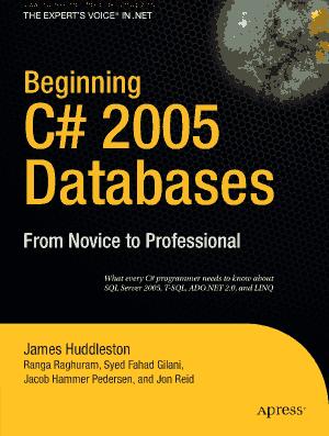 Beginning C# 2005 Databases – FreePdf-Books.com