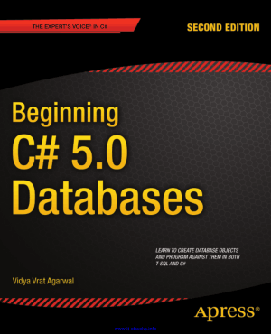 Beginning C# 5.0 Databases 2nd Edition –, Ebooks Free Download Pdf