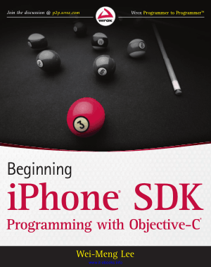 Free Download PDF Books, Beginning iPhone SDK Programming with Objective C – FreePdf-Books.com
