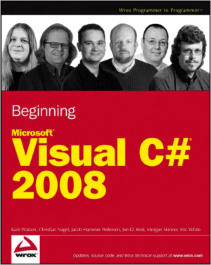 Beginning Microsoft Visual C# 2008 – FreePdf-Books.com