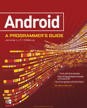 Android A Programmers Guide, Pdf Free Download