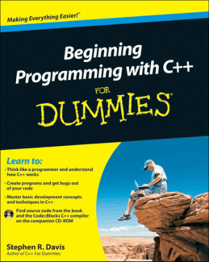 Beginning Programming with C++ For Dummies – FreePdf-Books.com