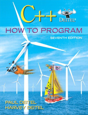 C++ How to Program 7th Edition Book – FreePdf-Books.com