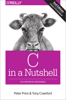 C in a Nutshell The Definitive ReferenceBook – FreePdf-Books.com