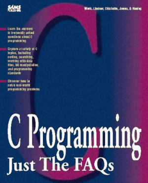C Programming Just the FAQs – FreePdf-Books.com