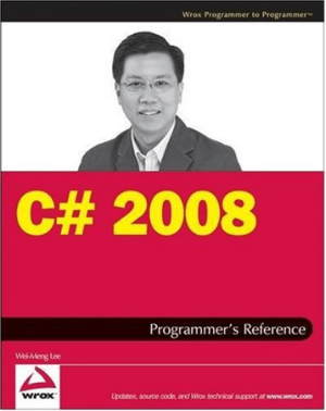 C# 2008 Programmers Reference Wrox Programmer to Programmer –, Best Book to Learn