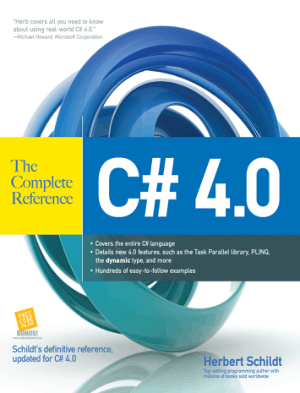 C# 4.0 The Complete Reference Book  – FreePdf-Books.com