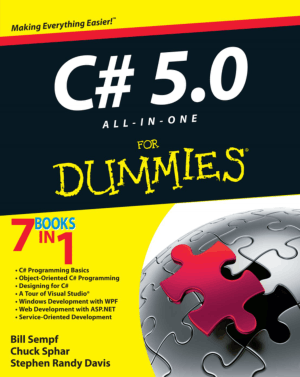 C# 5.0 All in One For Dummies – FreePdf-Books.com
