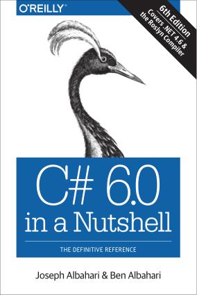 Free Download PDF Books, C# 6.0 in a Nutshell – FreePdf-Books.com