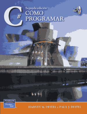 Free Download PDF Books, C# Como Programar – FreePdf-Books.com