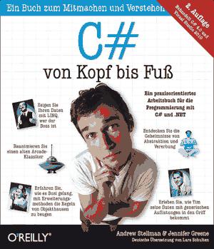 C# von Kopf bis Fu – FreePdf-Books.com