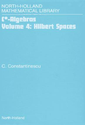 C* Algebras Volume-4 Hilbert Spaces – FreePdf-Books.com