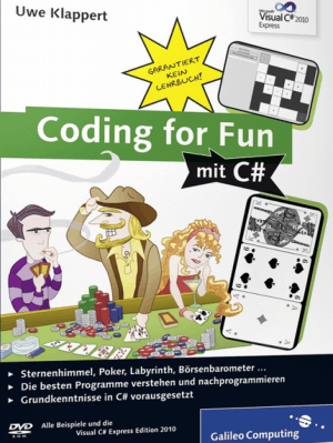 Coding for Fun mit C# – FreePdf-Books.com
