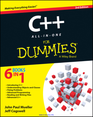 C++ All in One for Dummies –, Drive Book Pdf