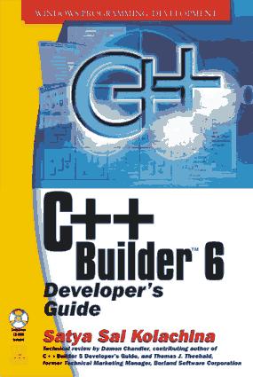 C++ Builder 6 Developers Guide –, Free Ebooks Online