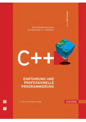 C++ Einf hrung und professionelle Programmierung –, Free Ebook Download Pdf
