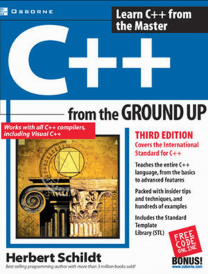 C++ from the Ground Up 3rd Edition Book – FreePdf-Books.com