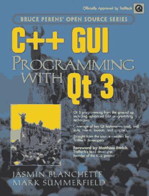 C++ GUI Programming with Qt3 – FreePdf-Books.com