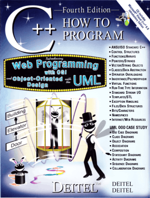 C++ How to Program Fourth Edition Book –, Download Full Books For Free