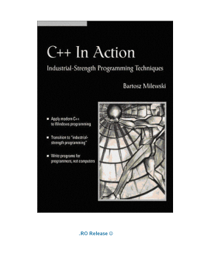 C++ In Action Industrial Strength Programming Techniques –, Best Book to Learn