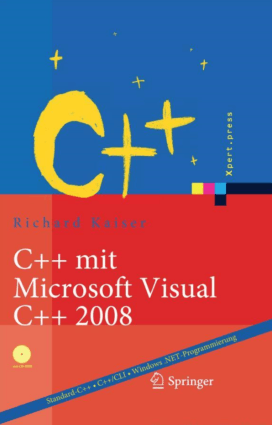 C++ mit Microsoft Visual C++ 2008 – FreePdf-Books.com