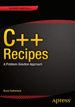 C++ Recipes A Problem Solution Approach – FreePdf-Books.com